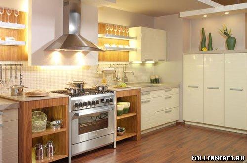 Кухни тюмень фото.
